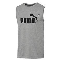 Puma Men's Essential NO1 Logo Sleeveless Tee