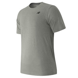 New Balance Short Sleeve Heathered Tech Tee Shirt (men's)