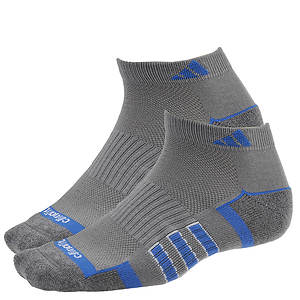 adidas Climalite(R) II 2-pack Low Cut Socks