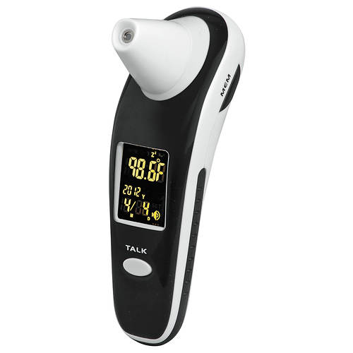 Healthsmart® Infrared Talking Digital Thermometer
