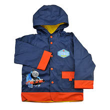 Western Chief Boys' Thomas Blue Engine Raincoat