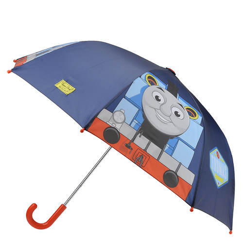 Western Chief Boys' Thomas Blue Engine Umbrella