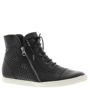 ALL BLACK Hi Top Perf (Women's)