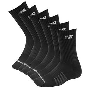 New Balance N5050-801-6 Crew Socks 6-pack