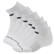 New Balance N5040-800-6 Quarter Socks 6-pack