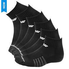 New Balance N5040-800-6 Quarter Socks 6-pack