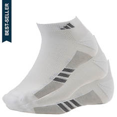 adidas Men's Climacool Superlite 3-Pack Low Cut Socks