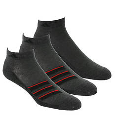 adidas Men's Climacool Superlite 3-Pack Low Cut Socks