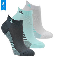 adidas Climacool Superlite 3-Pk Low Cut Socks (women's)