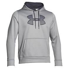 Under Armour Men's Storm Armour Fleece Big Logo Solid Hoodie