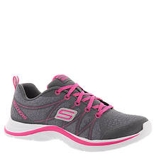 Skechers Swift Kicks - Bling Thing (Girls' Toddler-Youth)