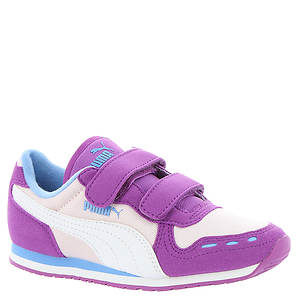 PUMA Cabana Racer Mesh V (Girls' Infant-Toddler-Youth)