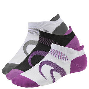Asics Women's Intensity Single Tab 3PK Socks