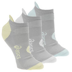 Asics Women's Intensity Single Tab 3PK Socks