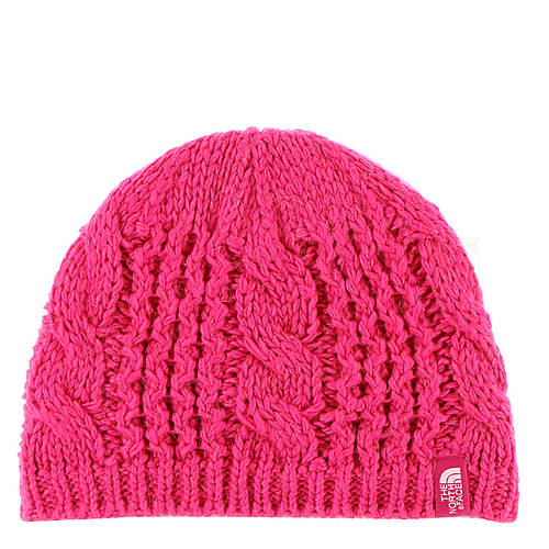 The North Face Girls' Cable Minna Beanie