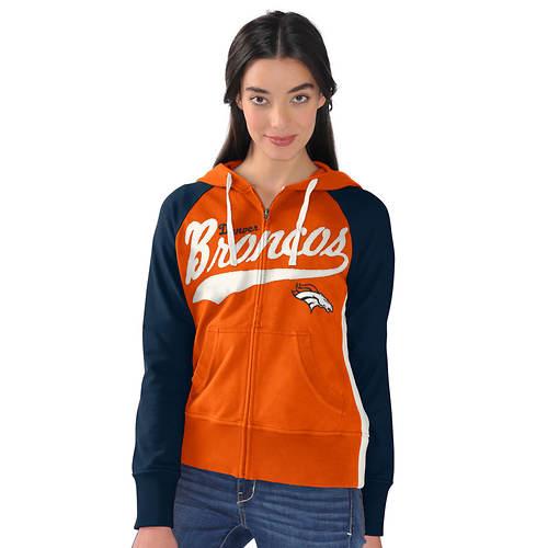 Women's NFL All World Full Zip Hoody