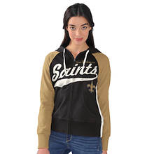 Women's NFL All World Full Zip Hoody