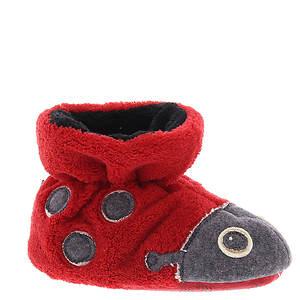 Acorn Easy Critter Bootie Ladybug (Kids)