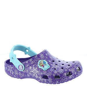 Crocs™ Classic Frozen Clog (Girls' Infant-Toddler-Youth)