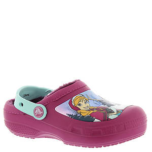 Crocs™ Frozen Lined Clog (Girls' Infant-Toddler-Youth)