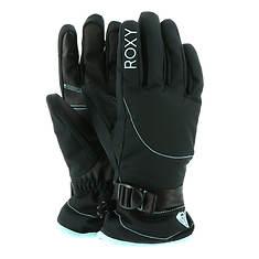 Roxy Snow Women's Jetty Solid Gloves (Women's)