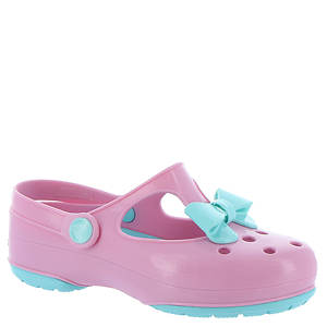 Crocs™ Carlie Bow Mary Jane (Girls' Toddler)