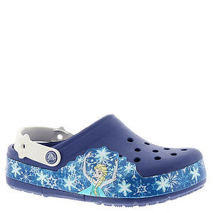 Crocs™ Crocslights Disney Frozen Clog (Girls' Toddler-Youth)