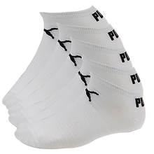 Puma P100175 No Show Socks 6-Pack (women's)