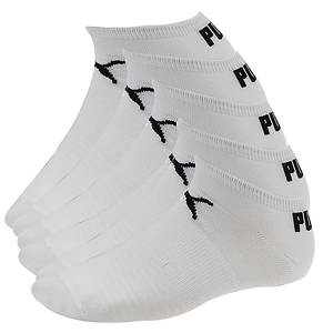 Puma P100175 No Show Socks 6-Pack (women's)