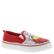 Sesame Street Elmo Canvas Slip-On (Boys' Infant-Toddler)