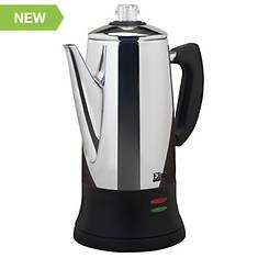 Elite 12 Cup Coffee Percolator