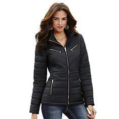 Packable Puffer Coat