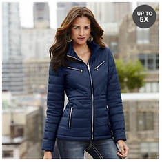 Packable Puffer Coat