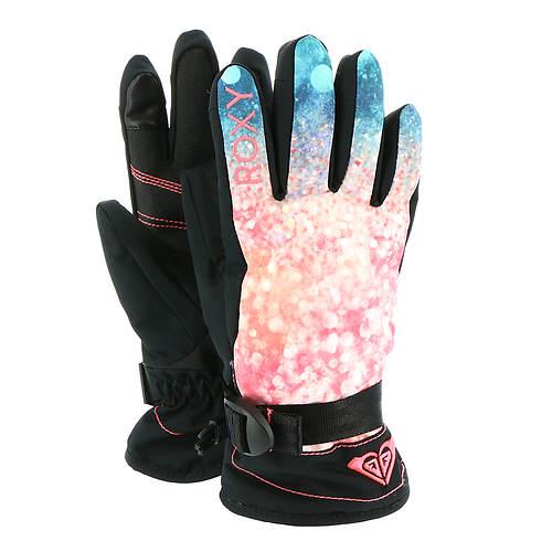 Roxy Snow Girls' Jetty Girl Gloves