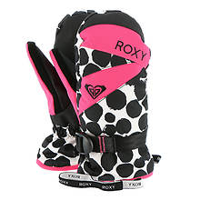 Roxy Snow Girls' Jetty Girl Mitt