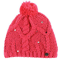Roxy Snow Girls' Shooting Star Beanie