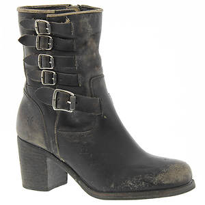 Frye Company Kelly Belted Short Boot (Women's)
