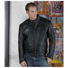 Milwaukee Men's Warrior Motorcycle Jacket