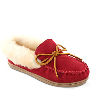 Minnetonka Alpine Sheepskin Moc (Women's)