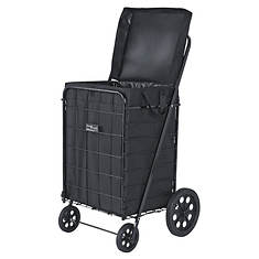 Deluxe Hooded Super Shopping Cart Liner