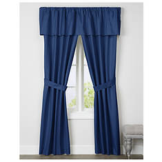 Prescott 5-Piece Insulated Window Treatment Set