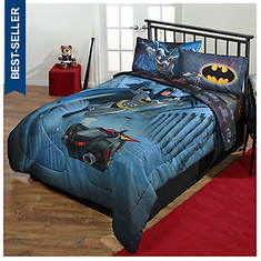 DC Comics Batman Twin/Full Comforter