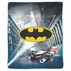 DC Comics Batman Twin Blanket