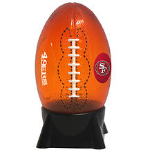 NFL Football Night Light by Boelter Brands