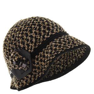 Betmar Women's Williow Braid Cloche Hat