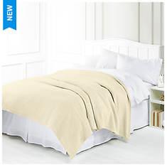 Grand Hotel Premium Cotton Blanket - Opened Item