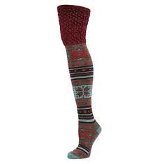 Smartwool Fiesta Flurry Wool Socks (Women's)