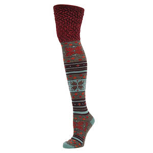 Smartwool Fiesta Flurry Wool Socks (Women's)
