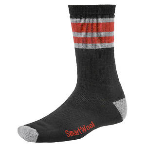 Smartwool Striped Hike Medium Crew Socks (Men's)