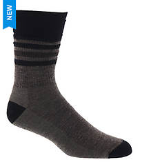 Smartwool Striped Hike Medium Crew Socks (Men's)